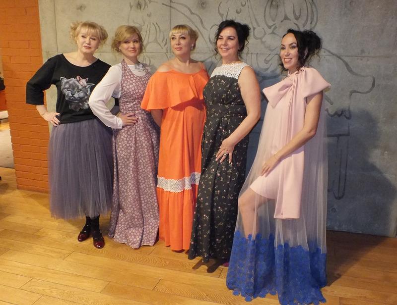 1d911410e3e7 Воронежские бизнес-леди попробовали себя в роли моделей